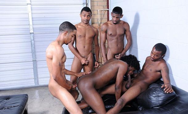 thug orgy amazing gangbang